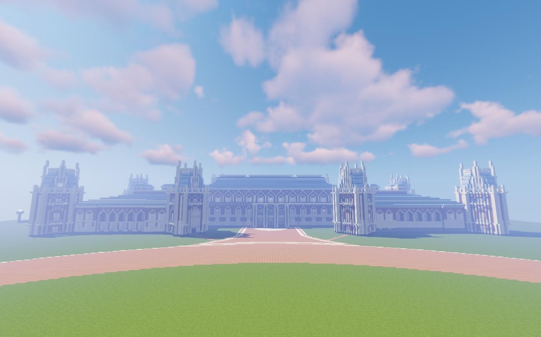 Игрокам Minecraft предлагают воссоздать копию резиденции «Царицыно»